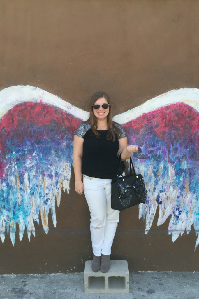 angel wings in la
