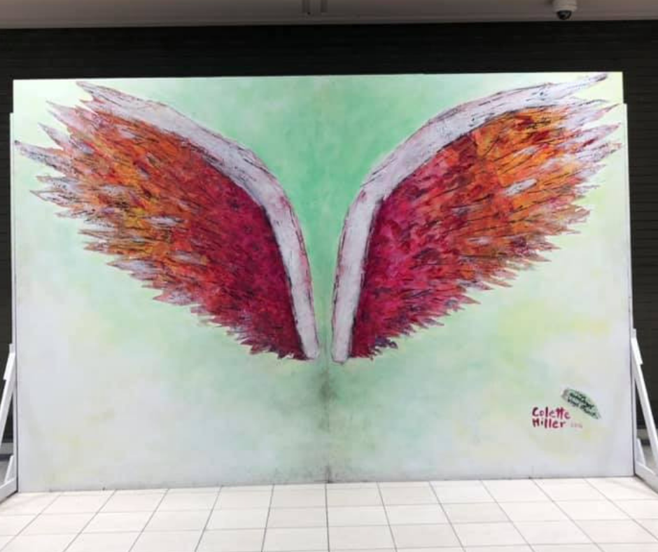 angel wings westfield century