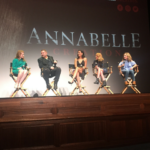 annabelle creation movie cast