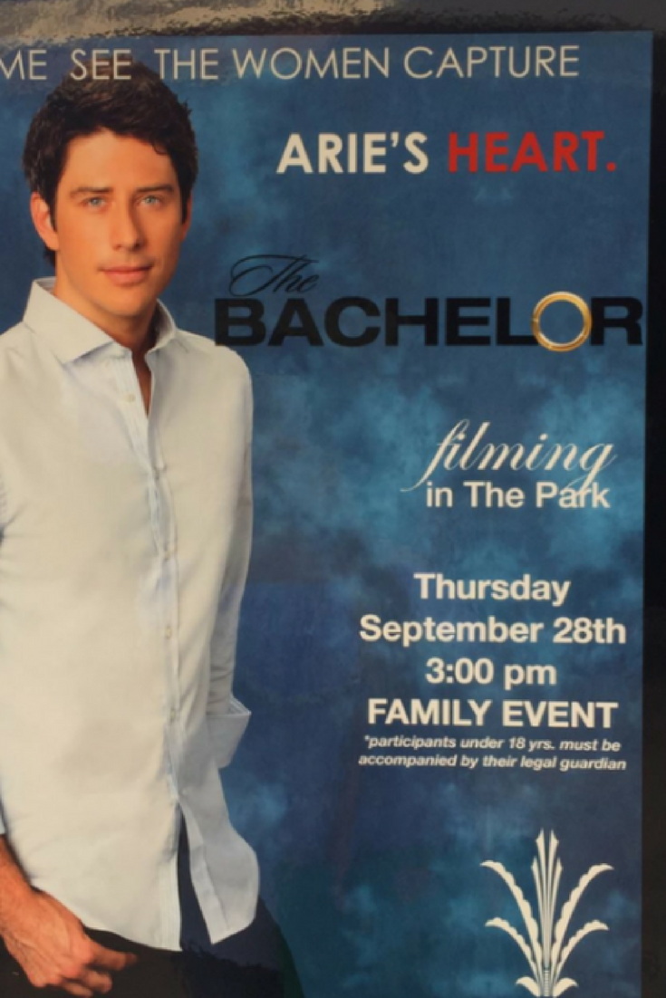The Bachelor Arie Luyendyk Jr. Has a Group Date At The Grove