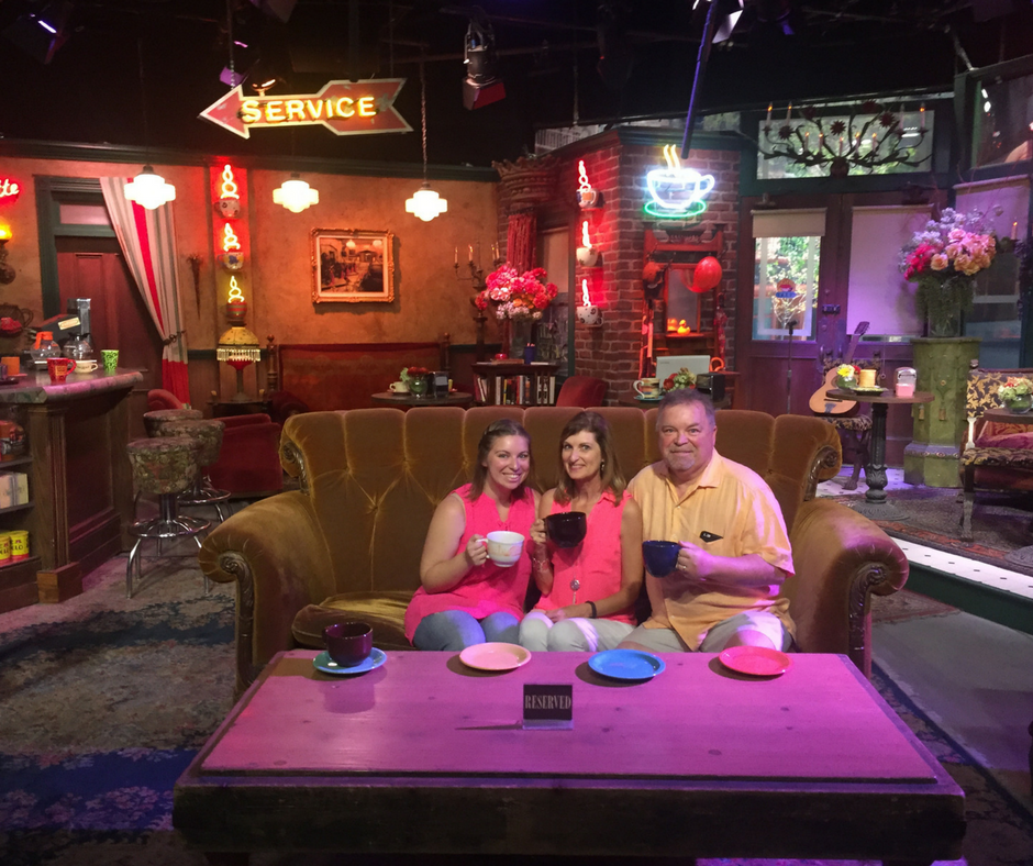 central perk friends location