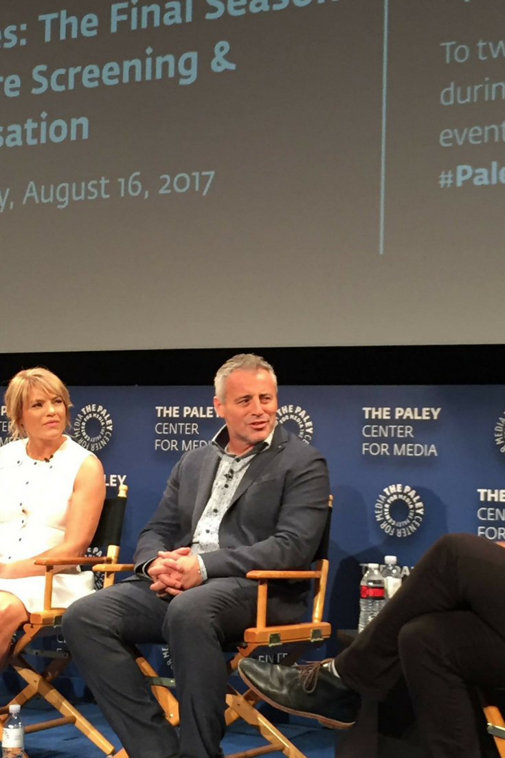 Episodes Showtime Cast Q&A with Matt LeBlanc