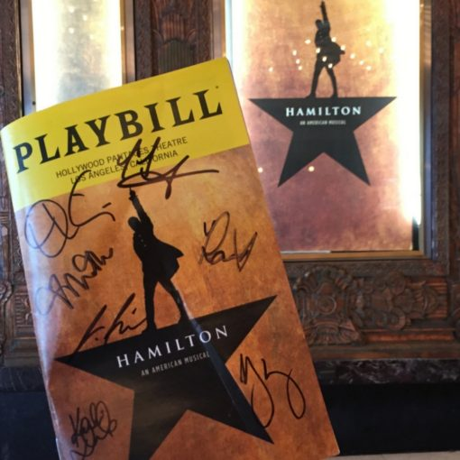 los angeles cast of hamilton