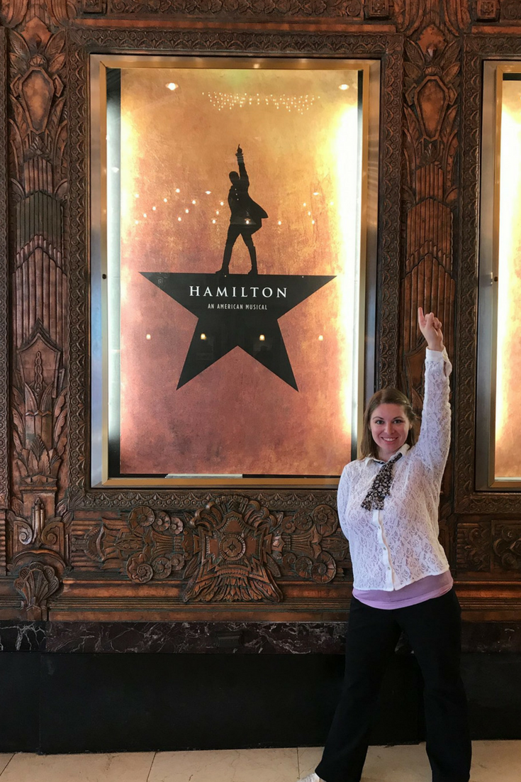 How To Get The $10 Hamilton Tickets Pantages Theatre