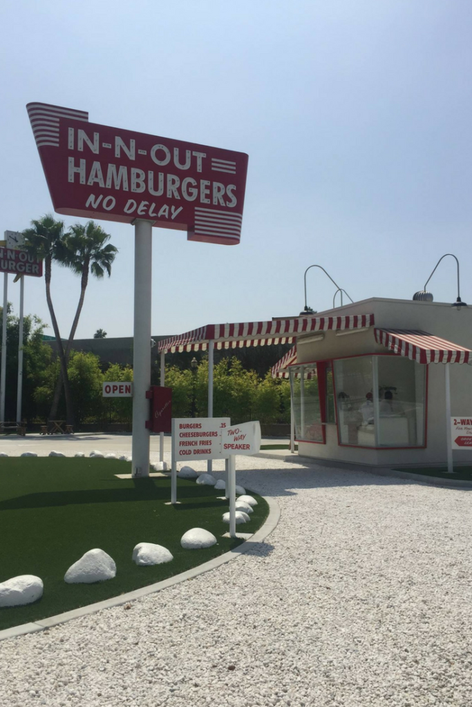 in n out museum
