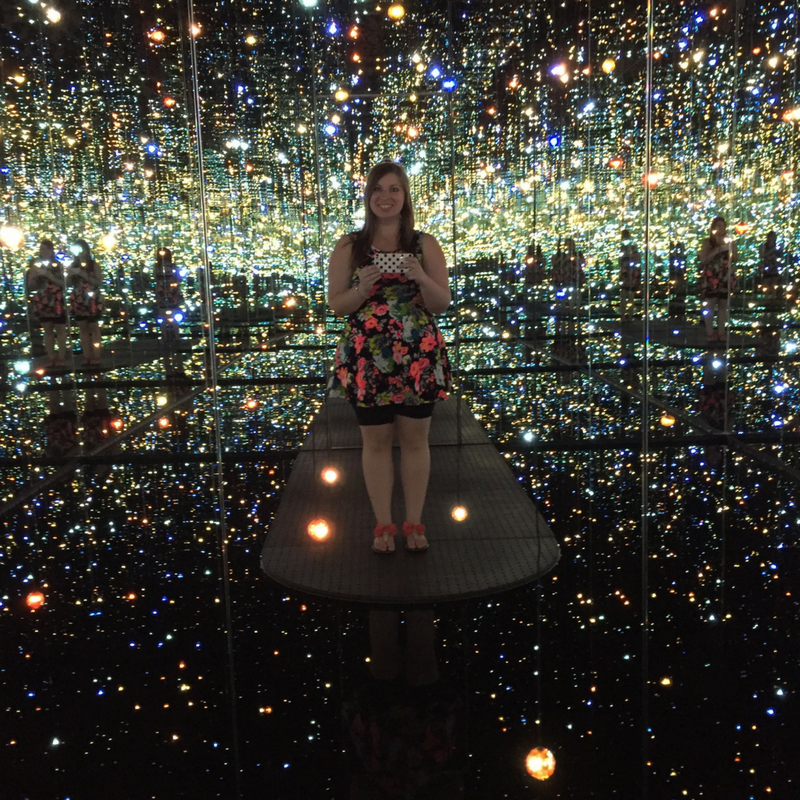 The Broad New Infinity Rooms