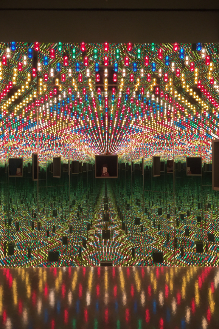 Is The Infinity Room Exhibit The Broad Offers Worth The Price