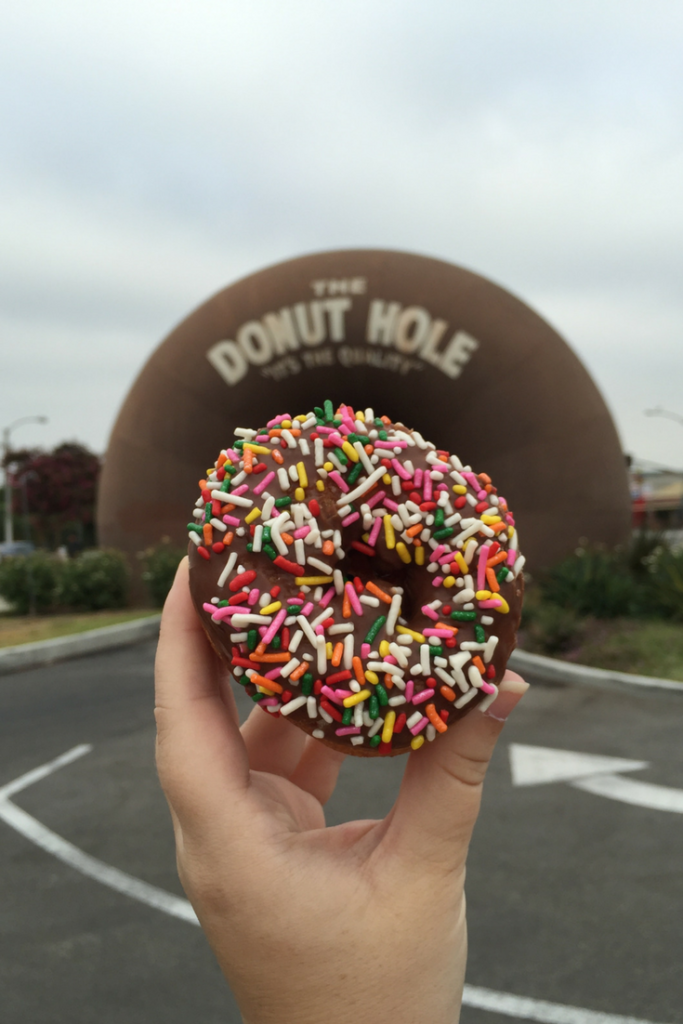 the donut hole in la puente