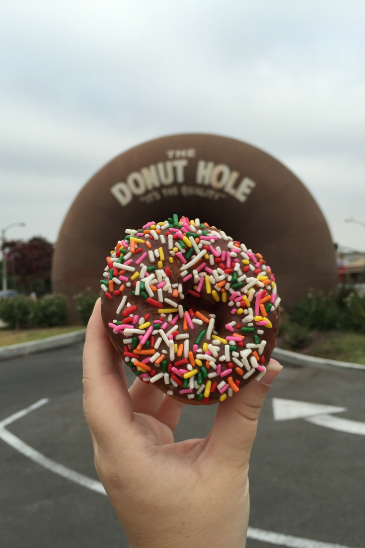 The Donut Hole Drive Thru in La Puente Is A Donut Lovers Dream
