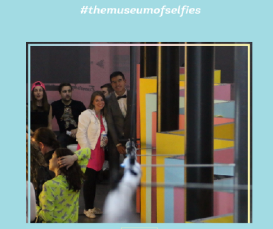 the museum of selfies instagram