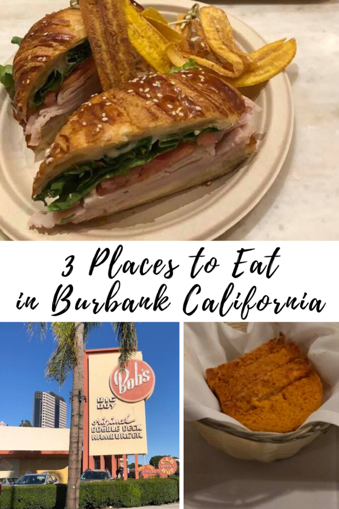 where to eat in burbank