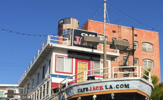 cafe jack la
