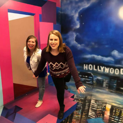 hollywood museum of illusions