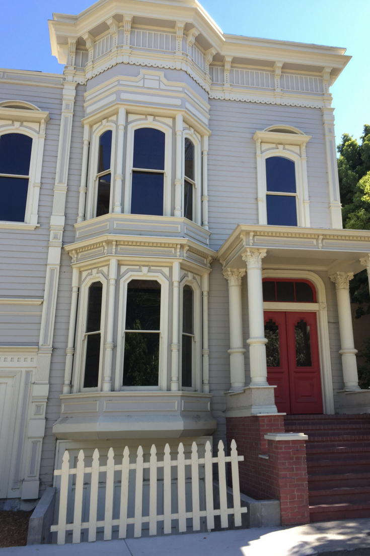 house used in full house