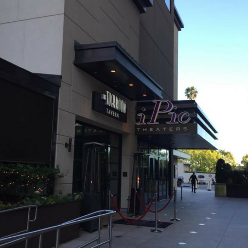 iPic movie theatre