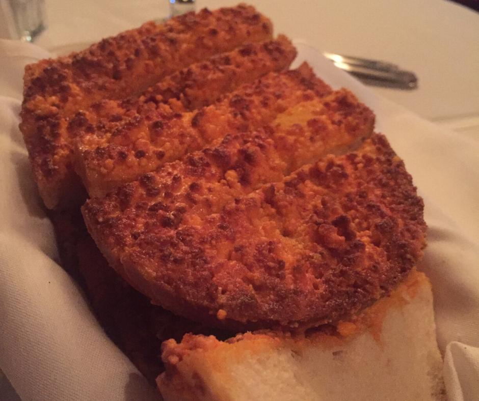 smokehouse garlic bread