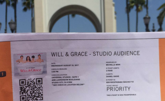 will & grace tickets