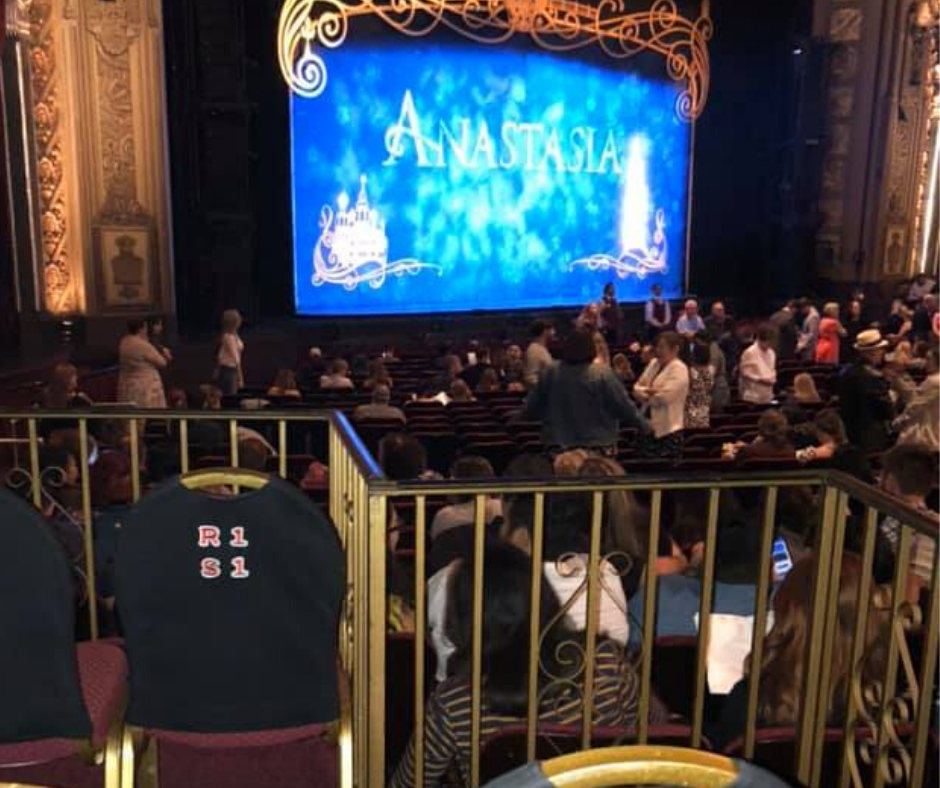 best seats at the pantages