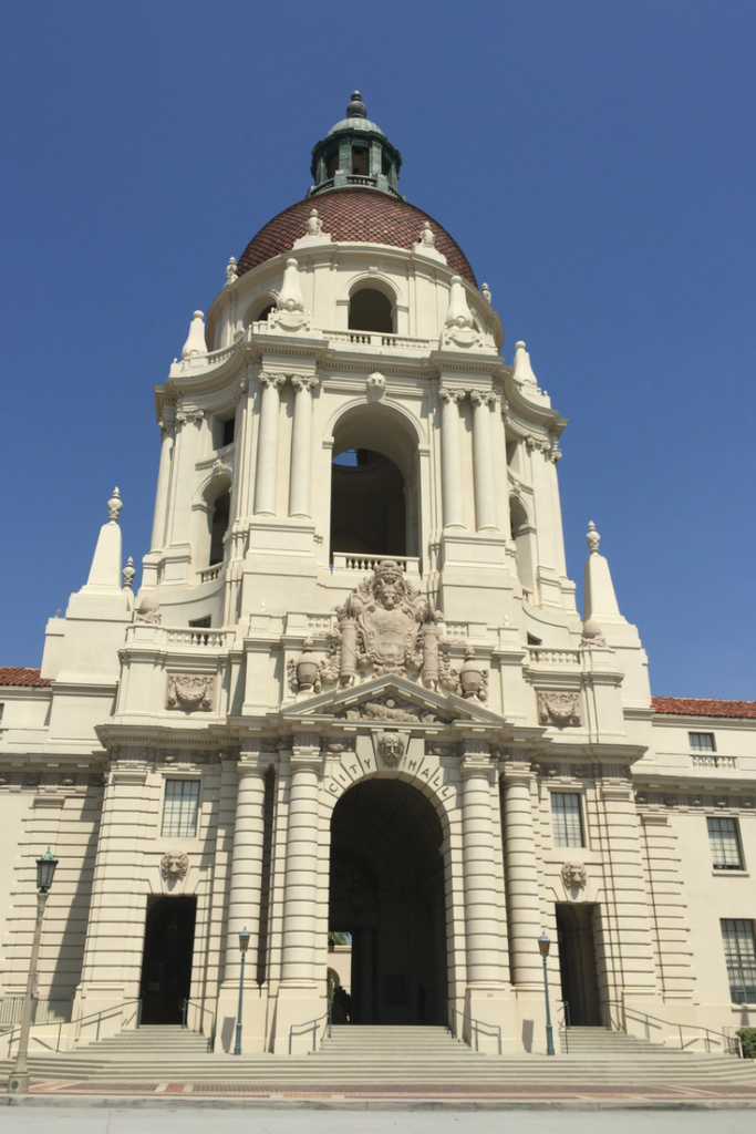 city hall from parks and recreation