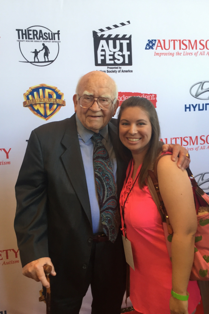AUTFest with Ed Asner and Ben Affleck