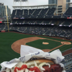 food at petco park