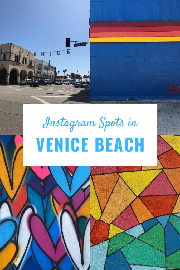 instagram spots in venice beach