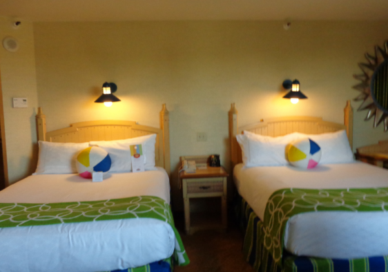 paradise pier hotel rooms