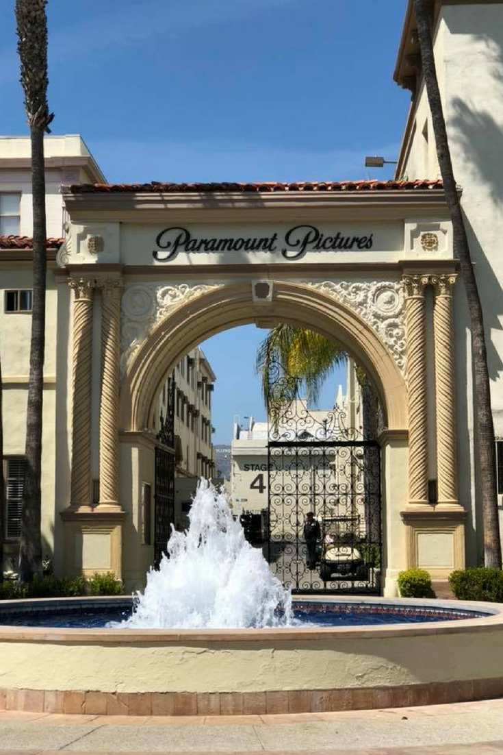 Paramount Pictures Tour Guide