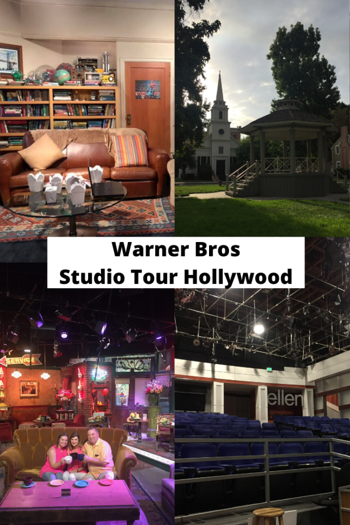 warner bros studio tour tickets