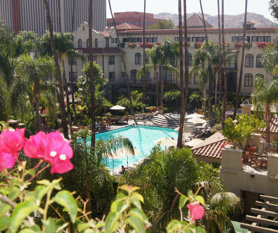 mission inn pool