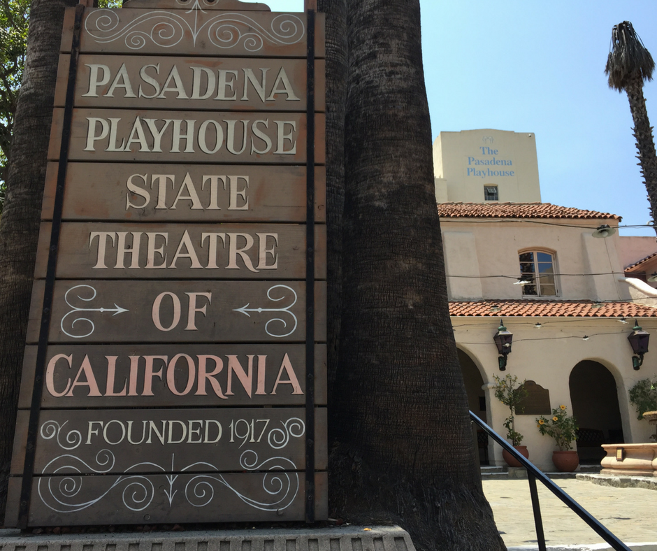 The Pasadena Playhouse a Theatrical Treasure