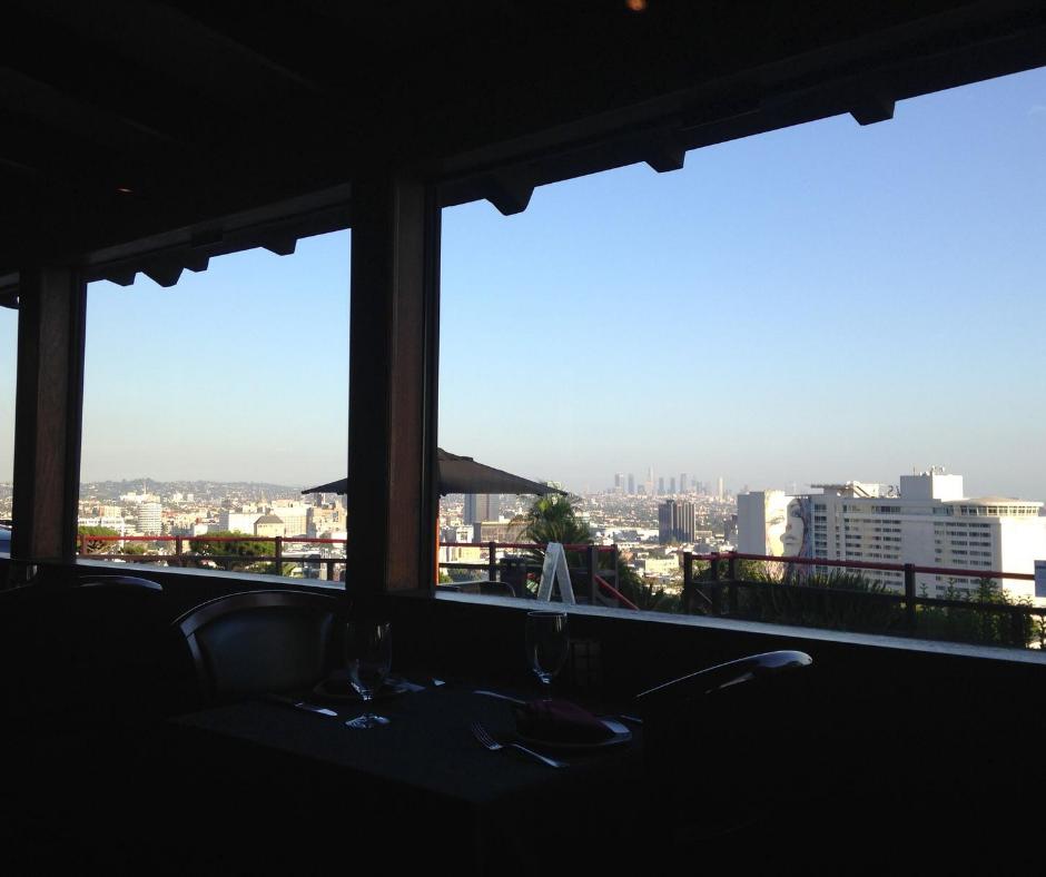 the view from yamashiro
