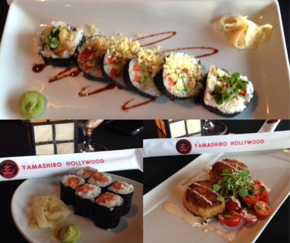 yamashiro food