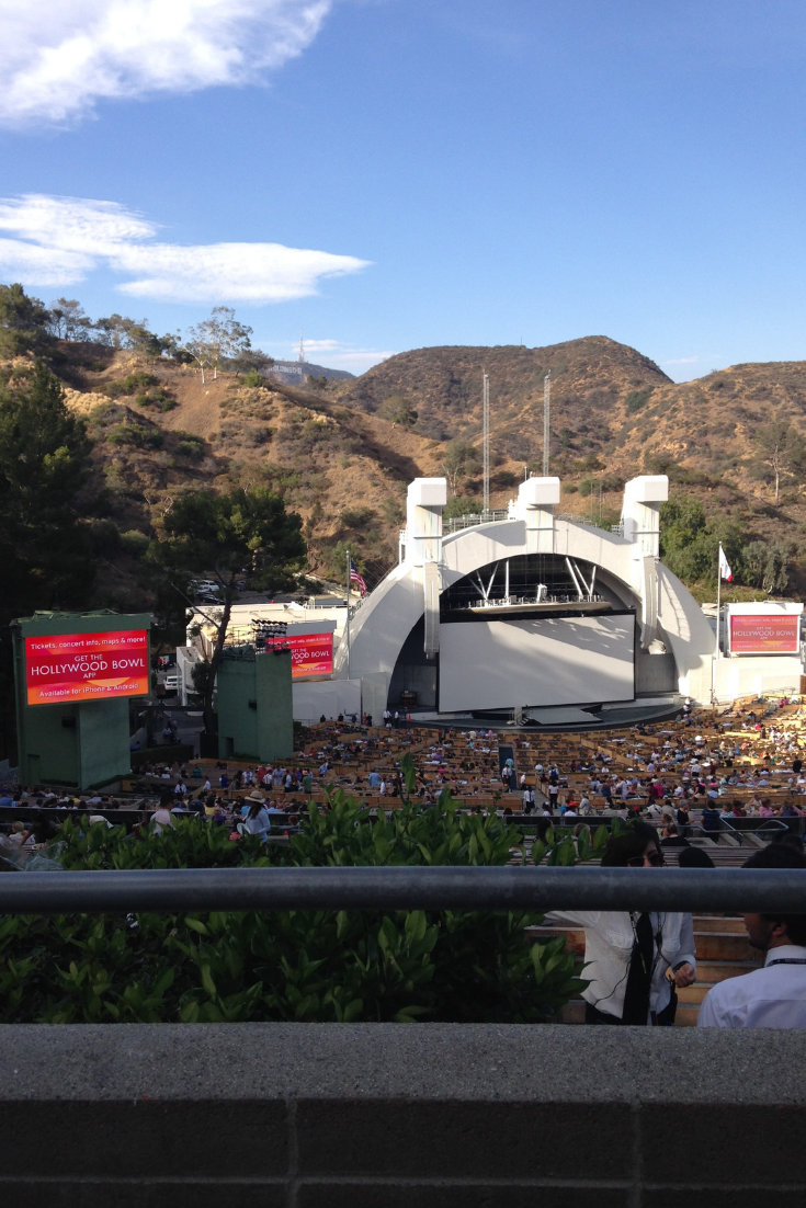 hollywood bowl sing a long