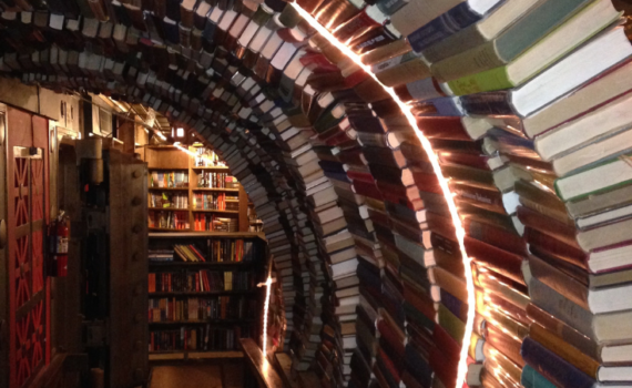 last bookstore downtown la