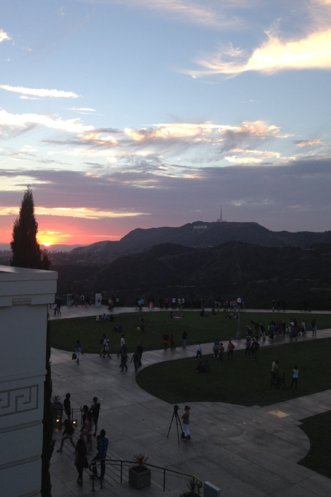 griffith observatory admission