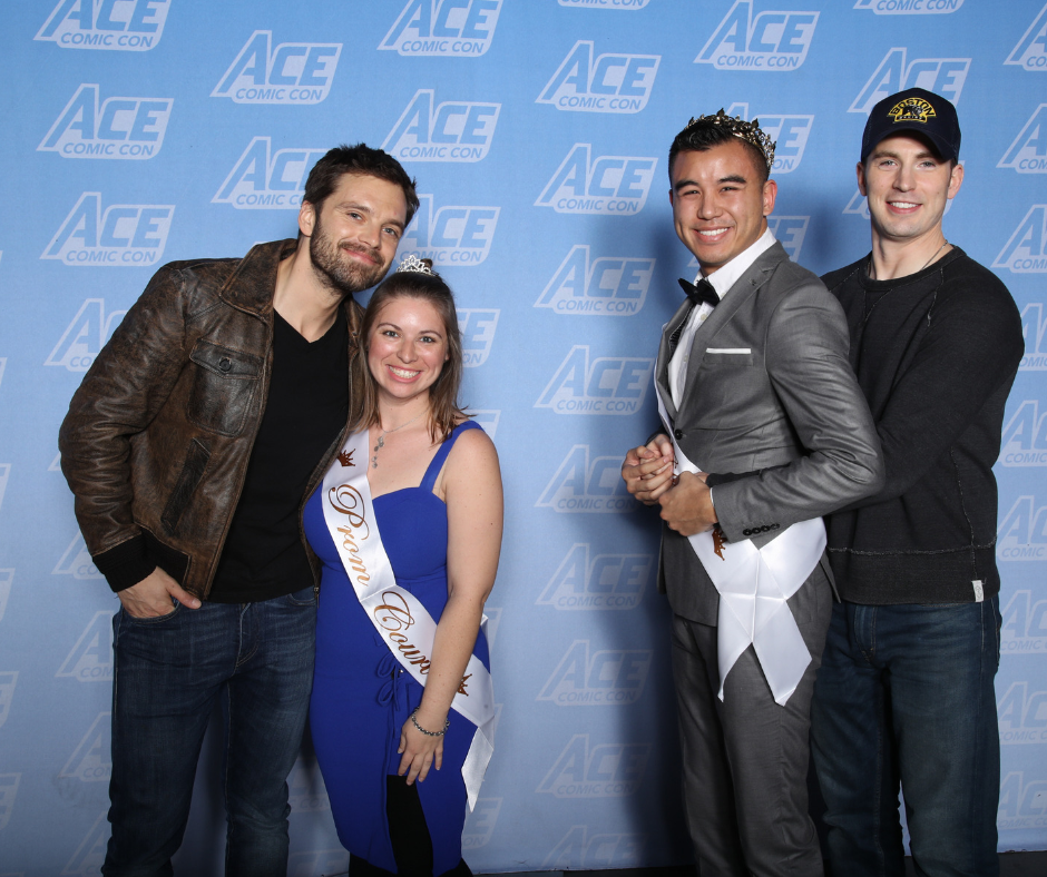 How To Meet Chris Evans My Experience at Ace Comic Con