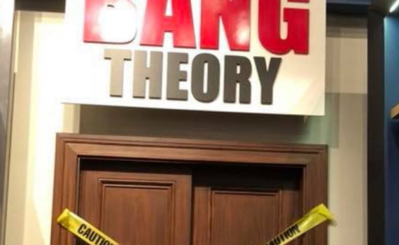tickets to a taping of the big bang theory