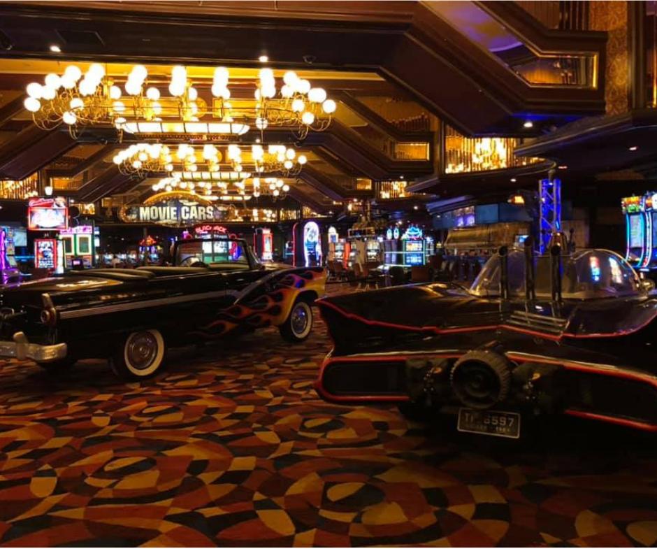 terrible's movie cars