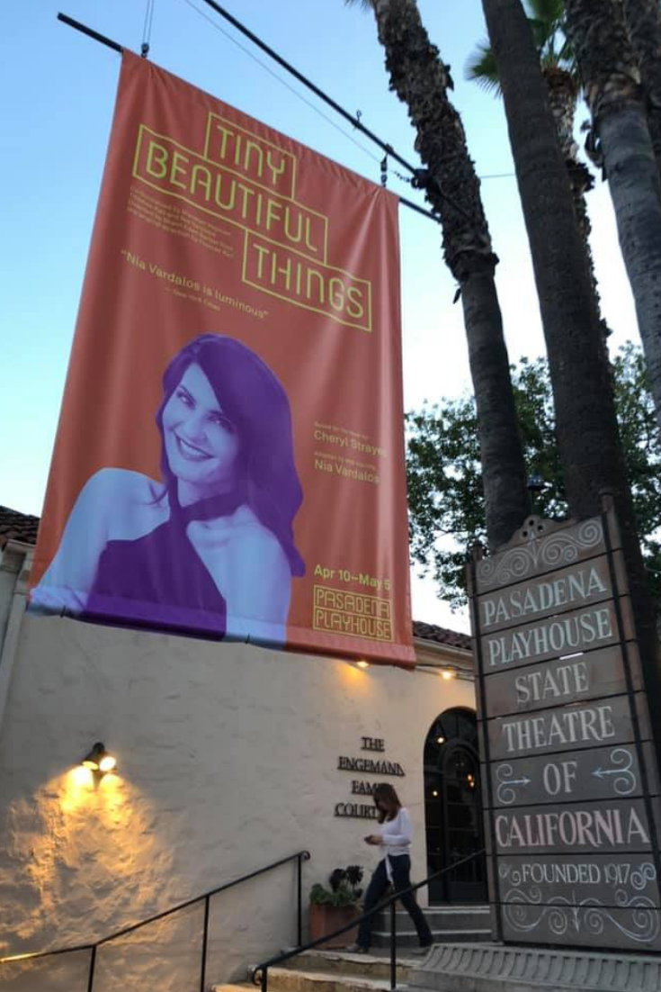 Tiny Beautiful Things at the Pasadena Playhouse