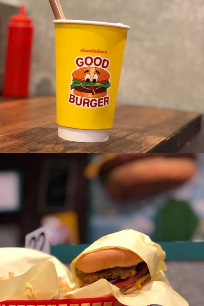 good burger pop up