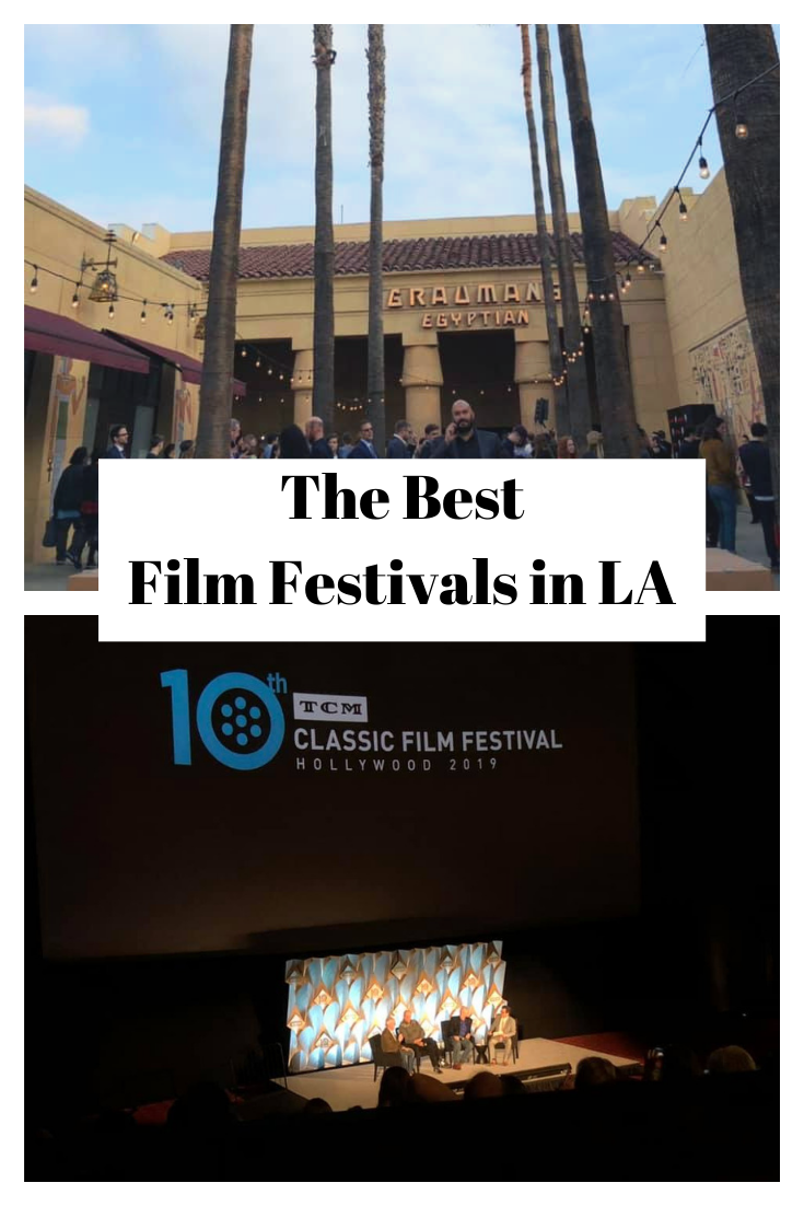 The Best Film festivals in la