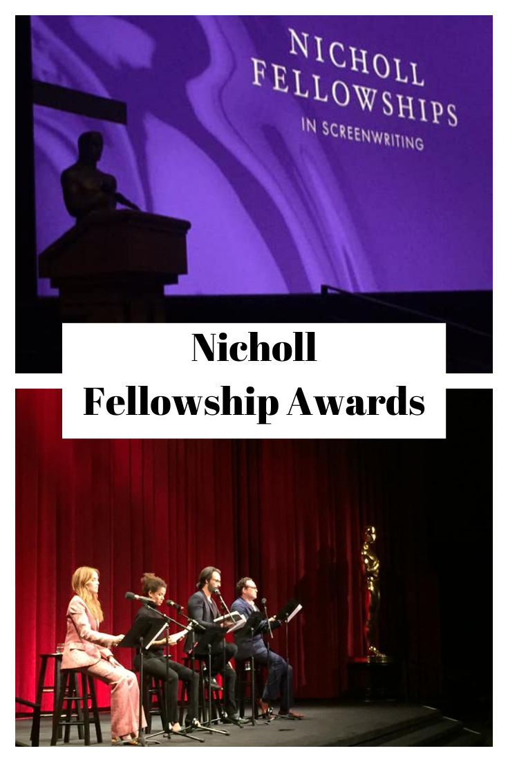 Nicholl Fellowship Awards Presentation and Live Reading