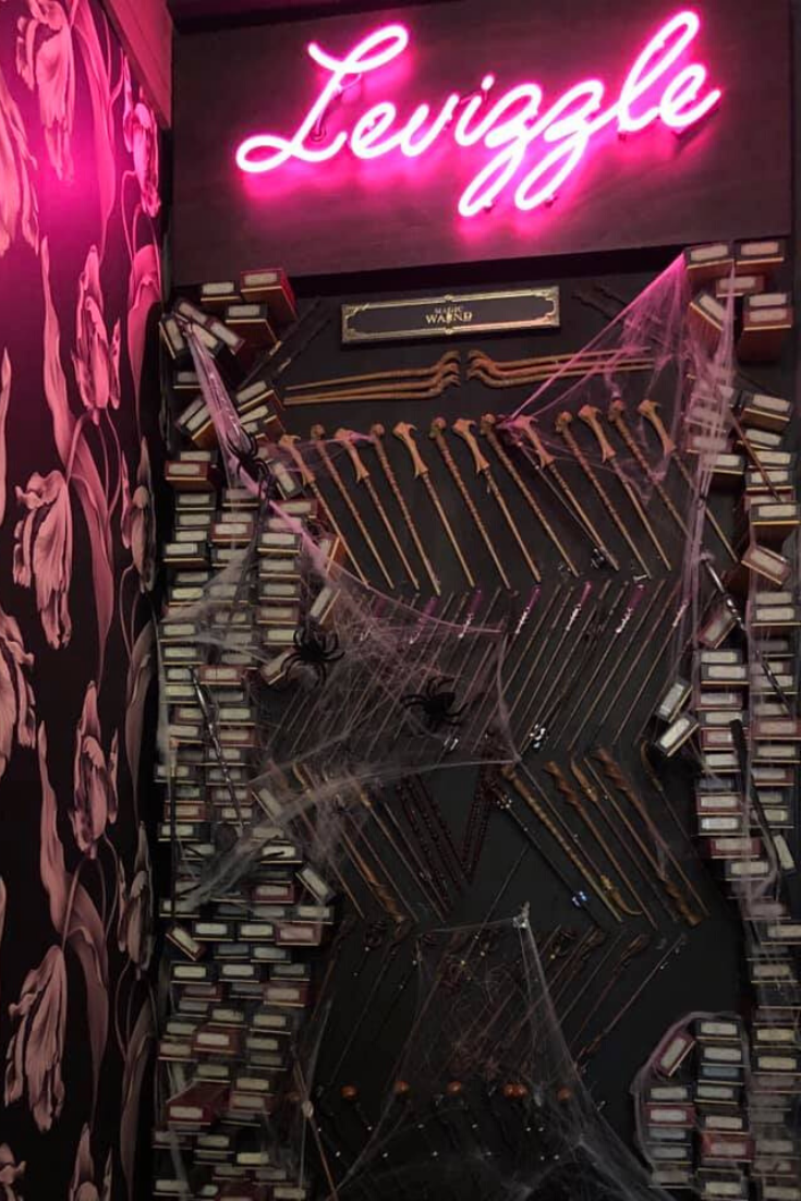 Nimbus Coffee in Downtown LA Brings a Harry Potter Hit
