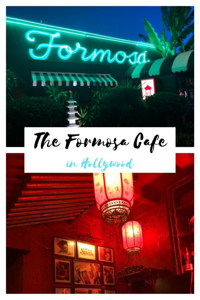 the formosa cafe hollywood