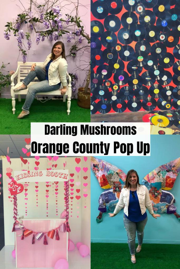 darling mushrooms orange county pop up