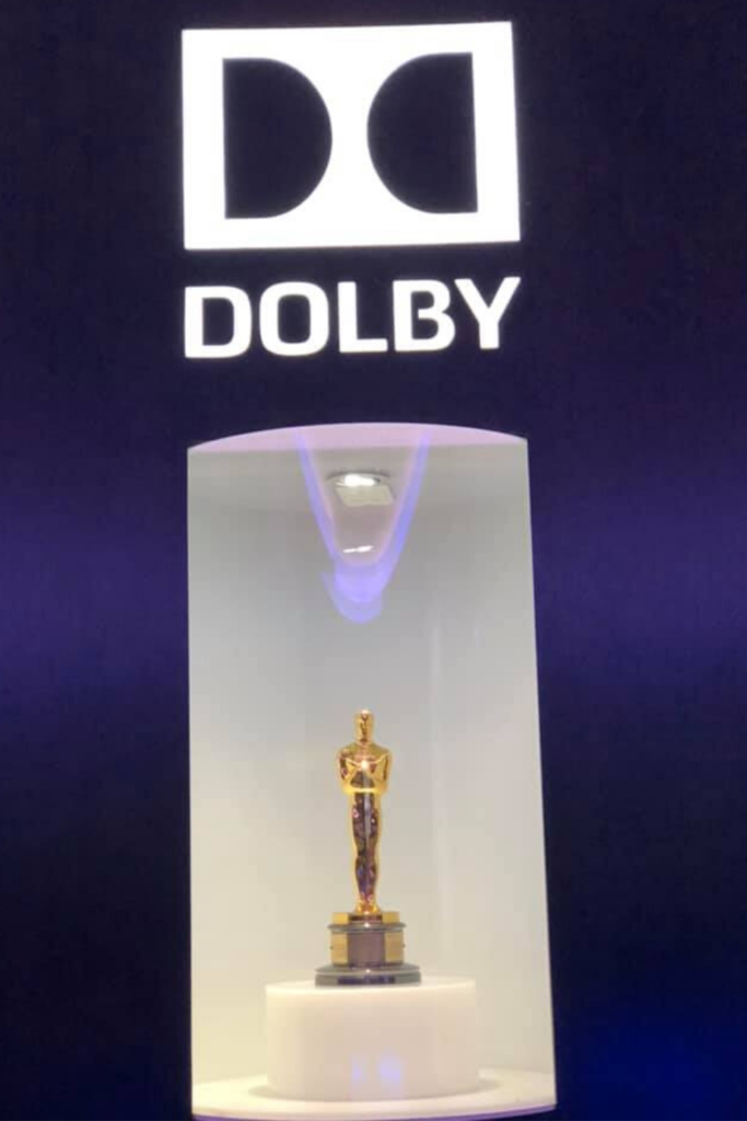 dolby lounge