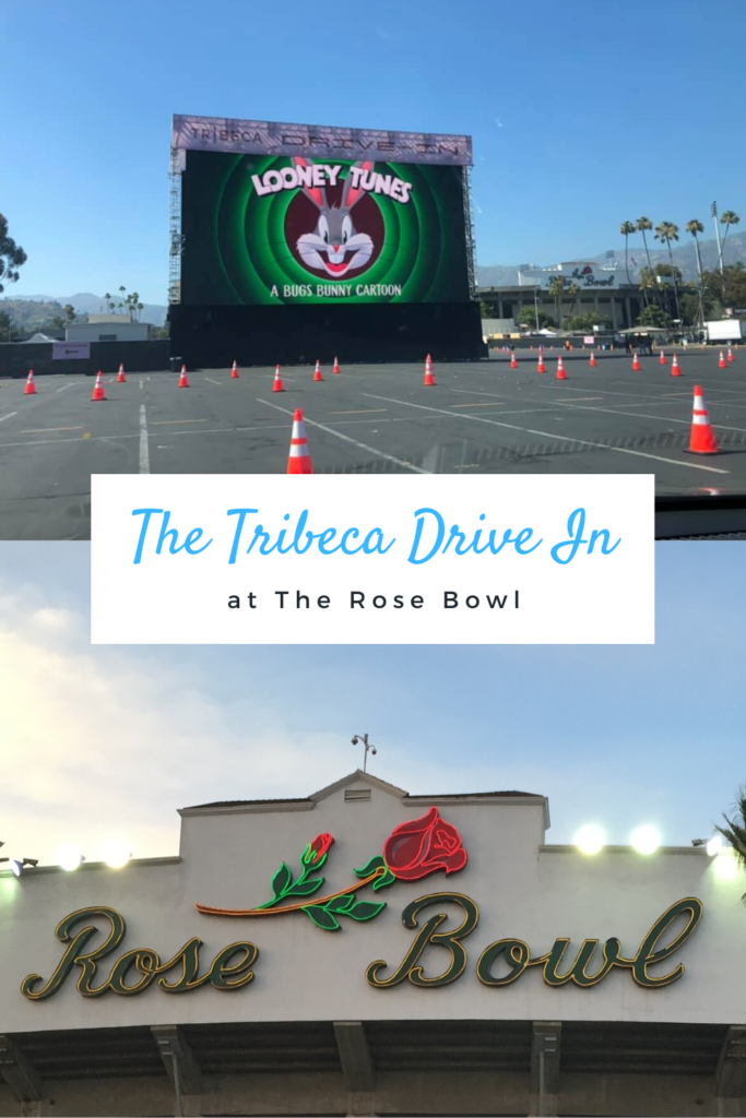 tribeca drive in at the rose bowl