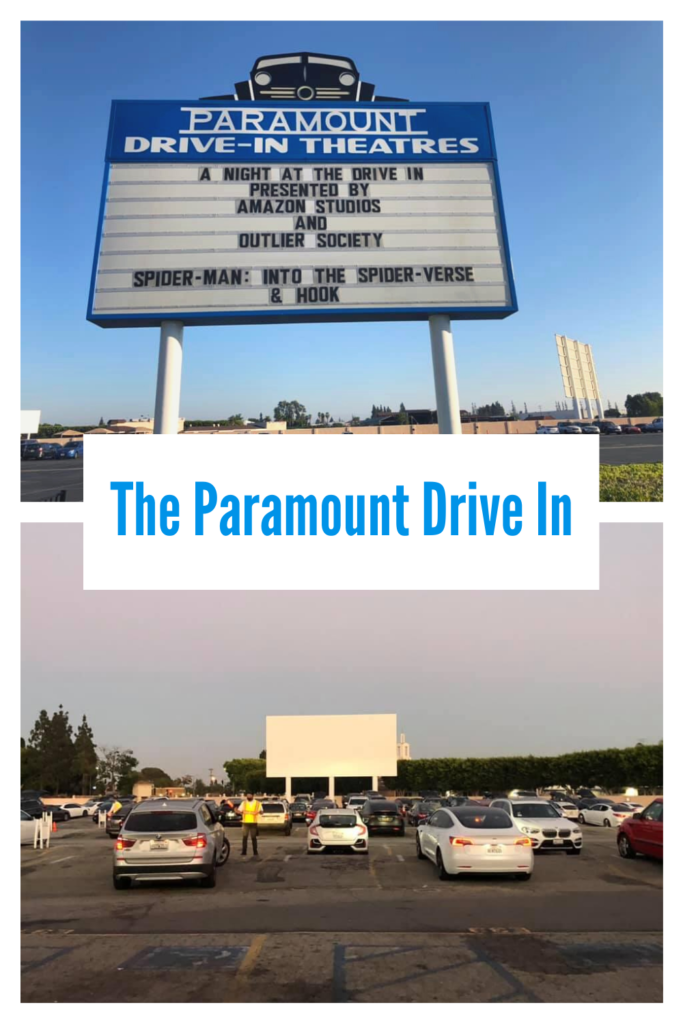 The Paramount Drive In