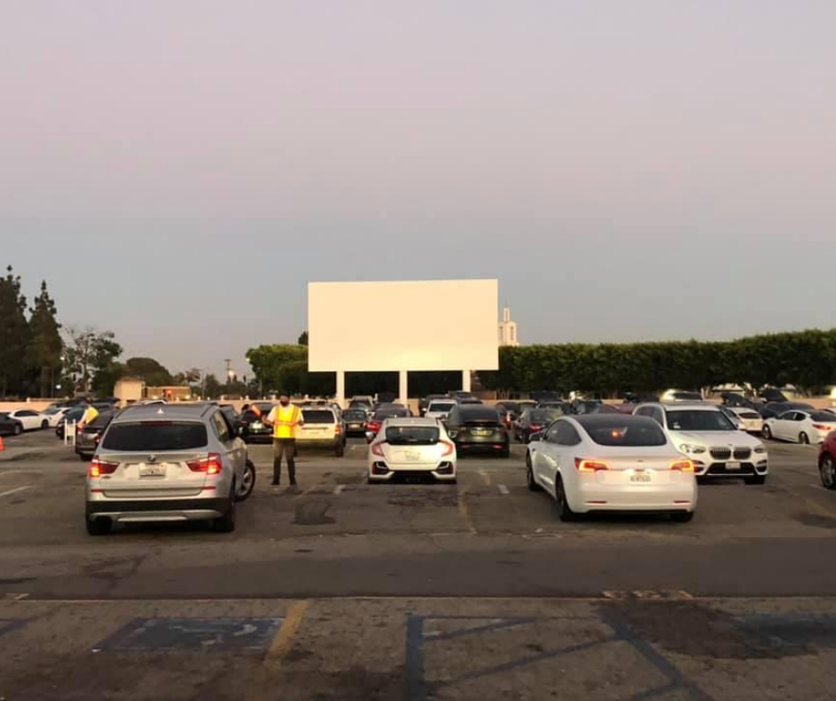 paramount drive in theater